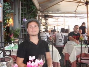 Adam in Rome