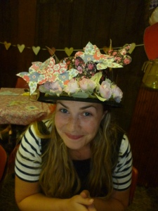 Mad Hatters  tea party 26 sept 15 020