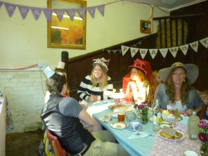 Mad Hatters  tea party 26 sept 15 029
